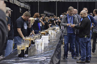 Festival of Wood & Barrel Aged Beers 2015