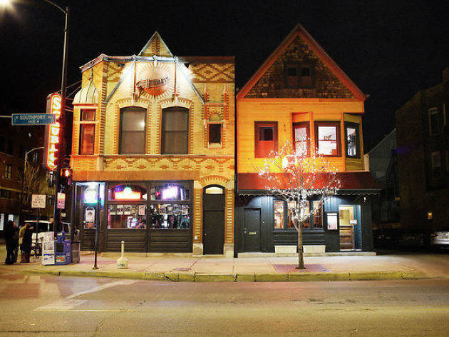 Schubas Tavern's Harmony Grill is closing to make way for new restaurant