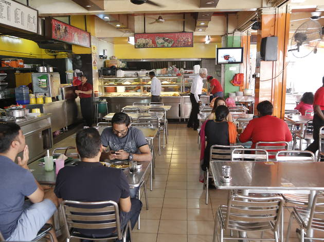Best Indian: Restoran Devi's Corner