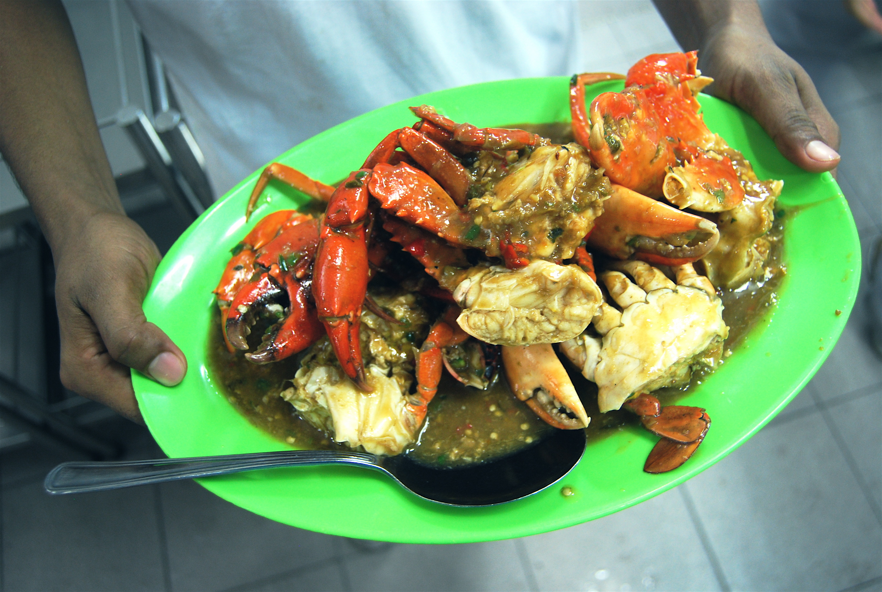 Best place for seafood: Restaurant Fatty Crab