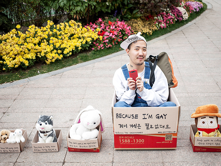 TIME OUT MEETS: 액티비스트 히지 양(Heezy yang)