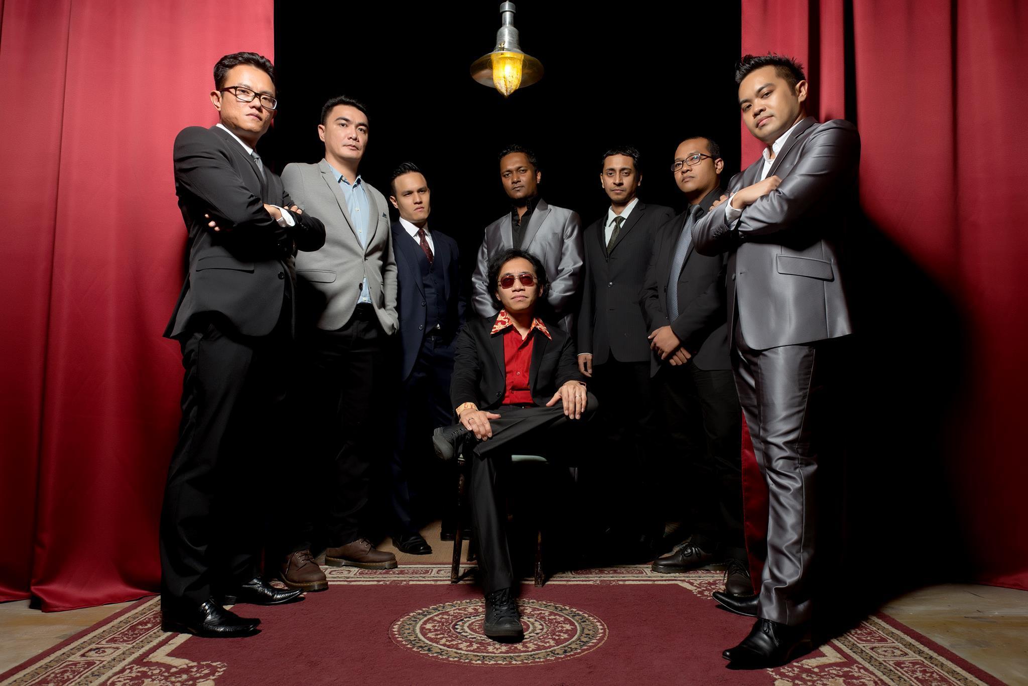 No Black Tie presents Azmyl Yunor & Orkes Padu and Nadir