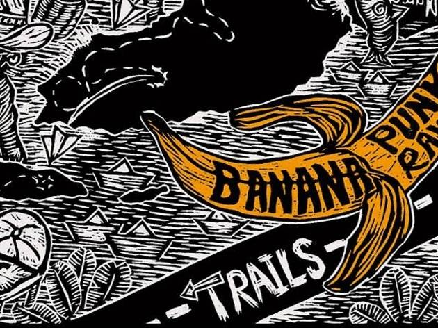 'Banana Punk Rawk Trails' and 'Young and Malay' book launch