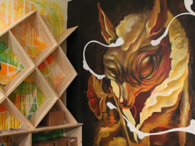 La Manufacture 111: entre léz'art et caméléon