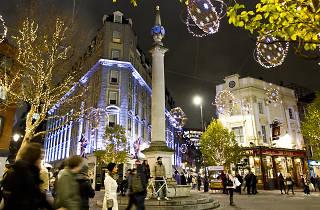 Seven Dials Christmas Shopping