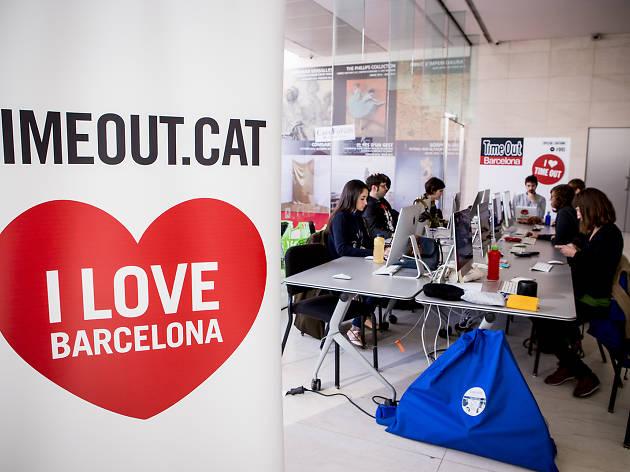 El racó Time Out Barcelona a CaixaForum