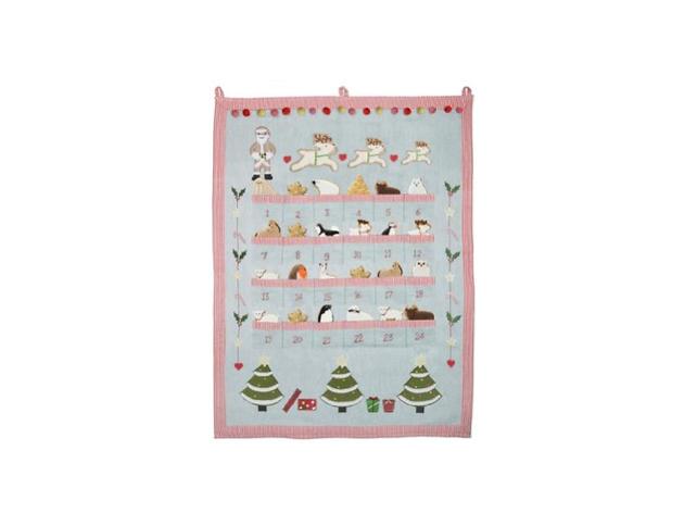 Biscuiteers advent calendar, £55