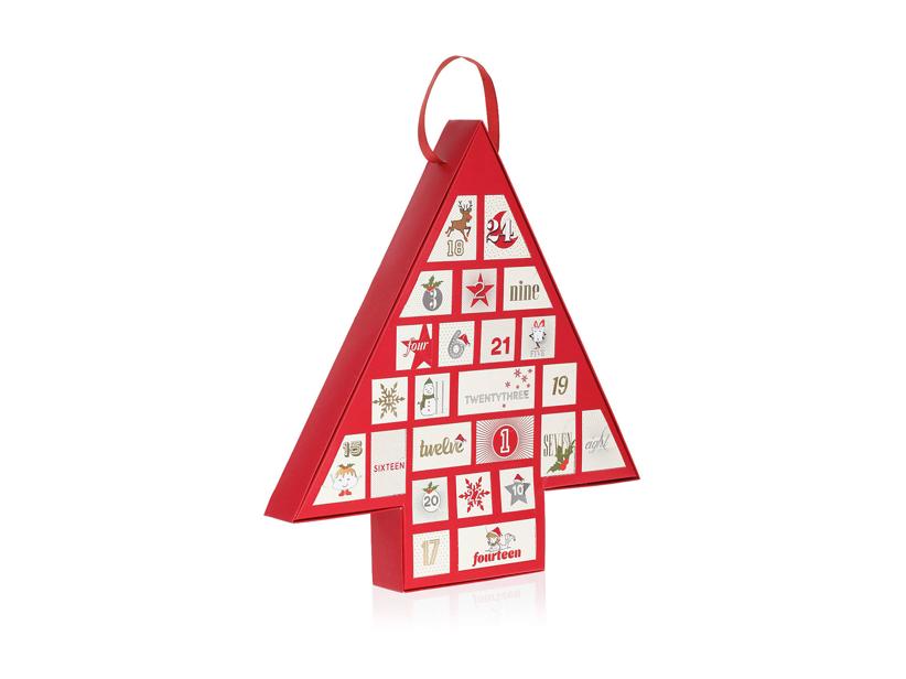 Freedom at Topshop advent calendar, £28