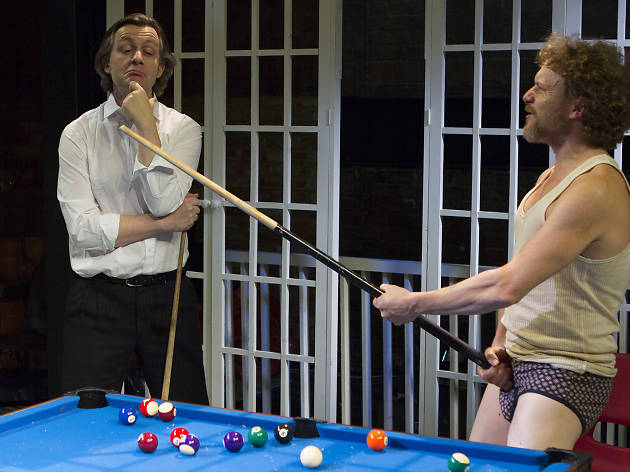 The Divided Laing, Arcola