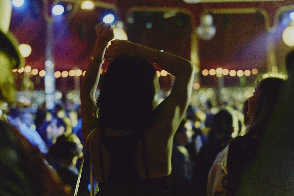 Clubbing • JOIE ! Le premier Jubilé