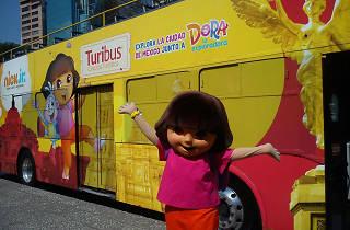 Turibus de Dora la Exploradora