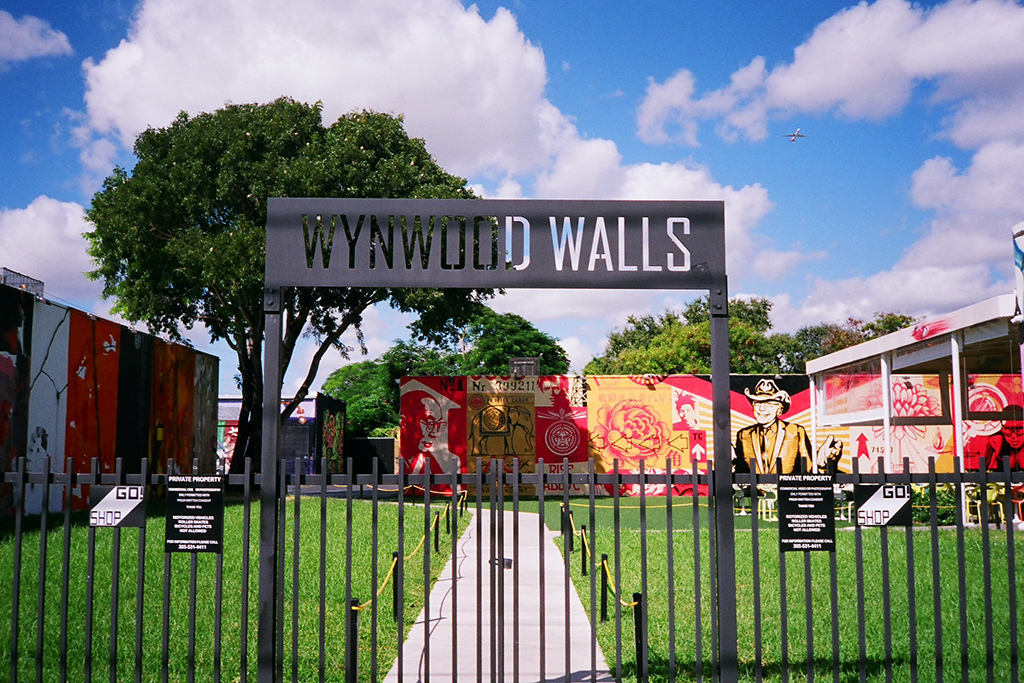 """humanKIND"" at the Wynwood Walls"