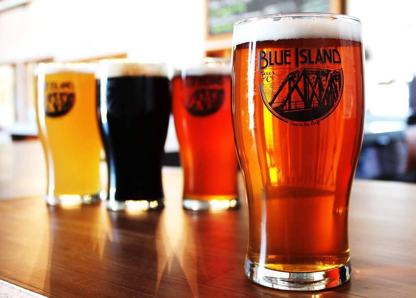 Blue Island Beer Company is an under-the-radar brewery.