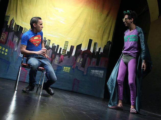El novio de Superman y el amante secreto de la Superchica