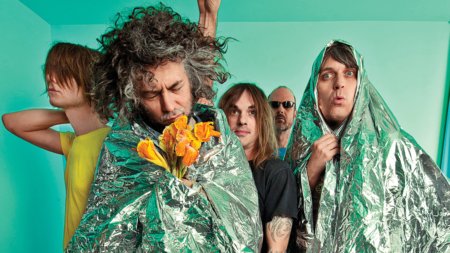 The Flaming Lips + La Butcherettes  + Half Gringa