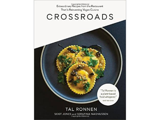 Crossroads: Extraordinary recipes from the restaurant that is re