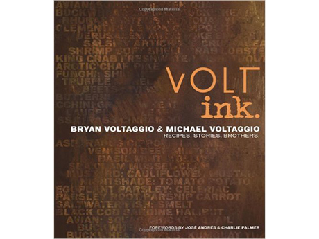 VOLT ink: Recipes, Stories, Brothers