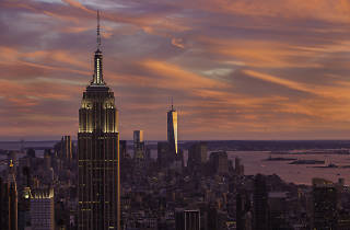 Never miss a gorgeous evening sky again with this new NYC sunset forecaster