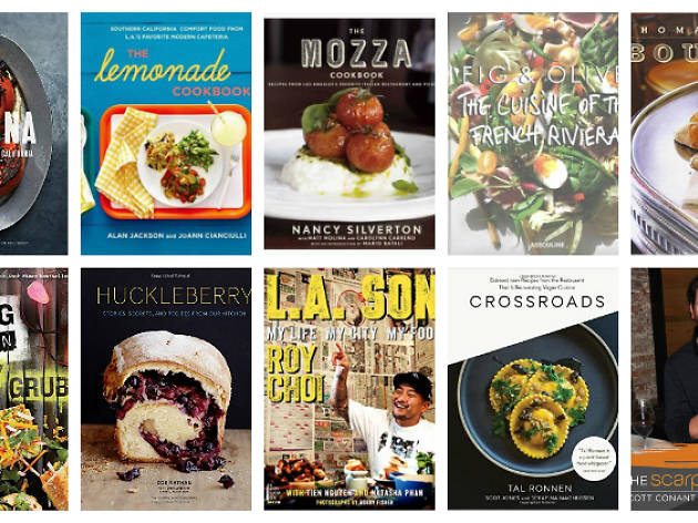 Cookbooks from your favorite LA restaurants and chefs