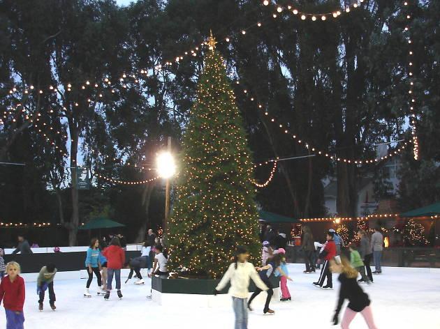 The Winter Lodge in Palo Alto