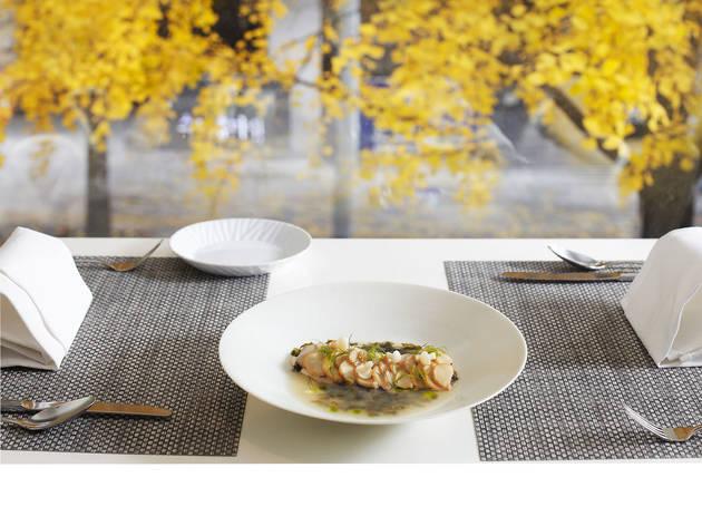 연인을 위한 맛, 연인을 위한 테이블