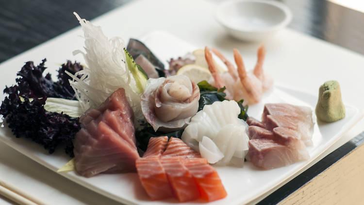 Zagreb, restaurant, asian, food, sushi, wok