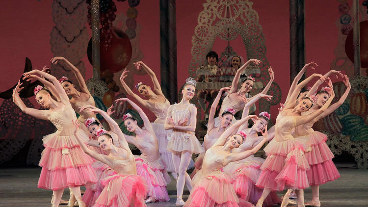 See a whimsical performance of The Nutcracker