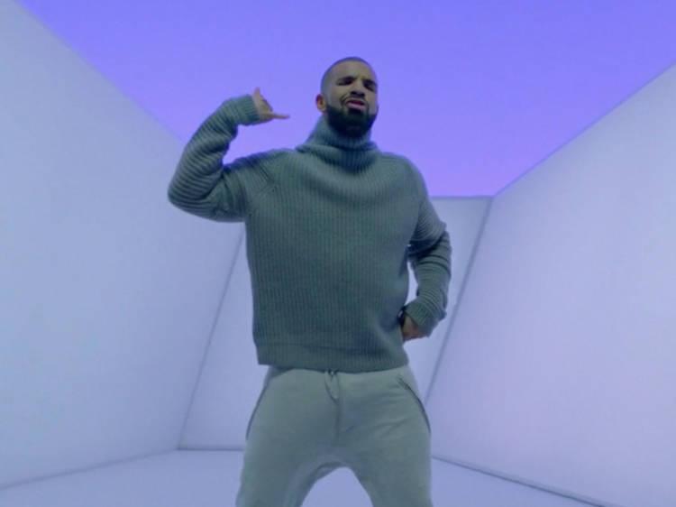 Drake –'Hotline Bling'