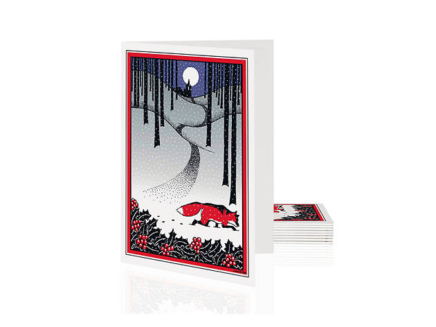 'Red Fox' by Cressida Bell