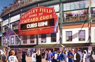 Cubs release renderings of Wrigley Field renovations