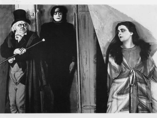 El gabinete del Dr. Caligari