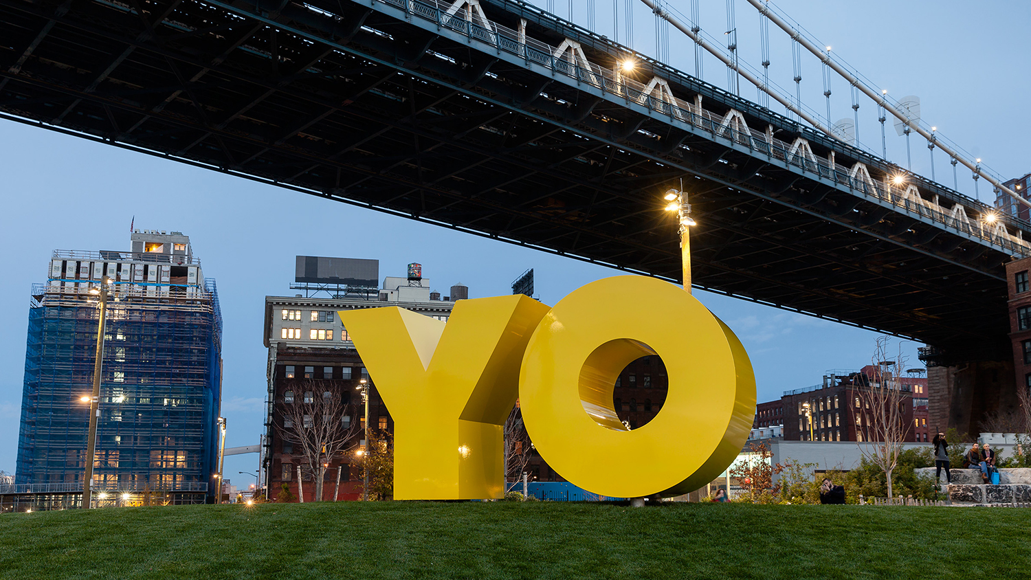 The best public art to see in NYC this winter