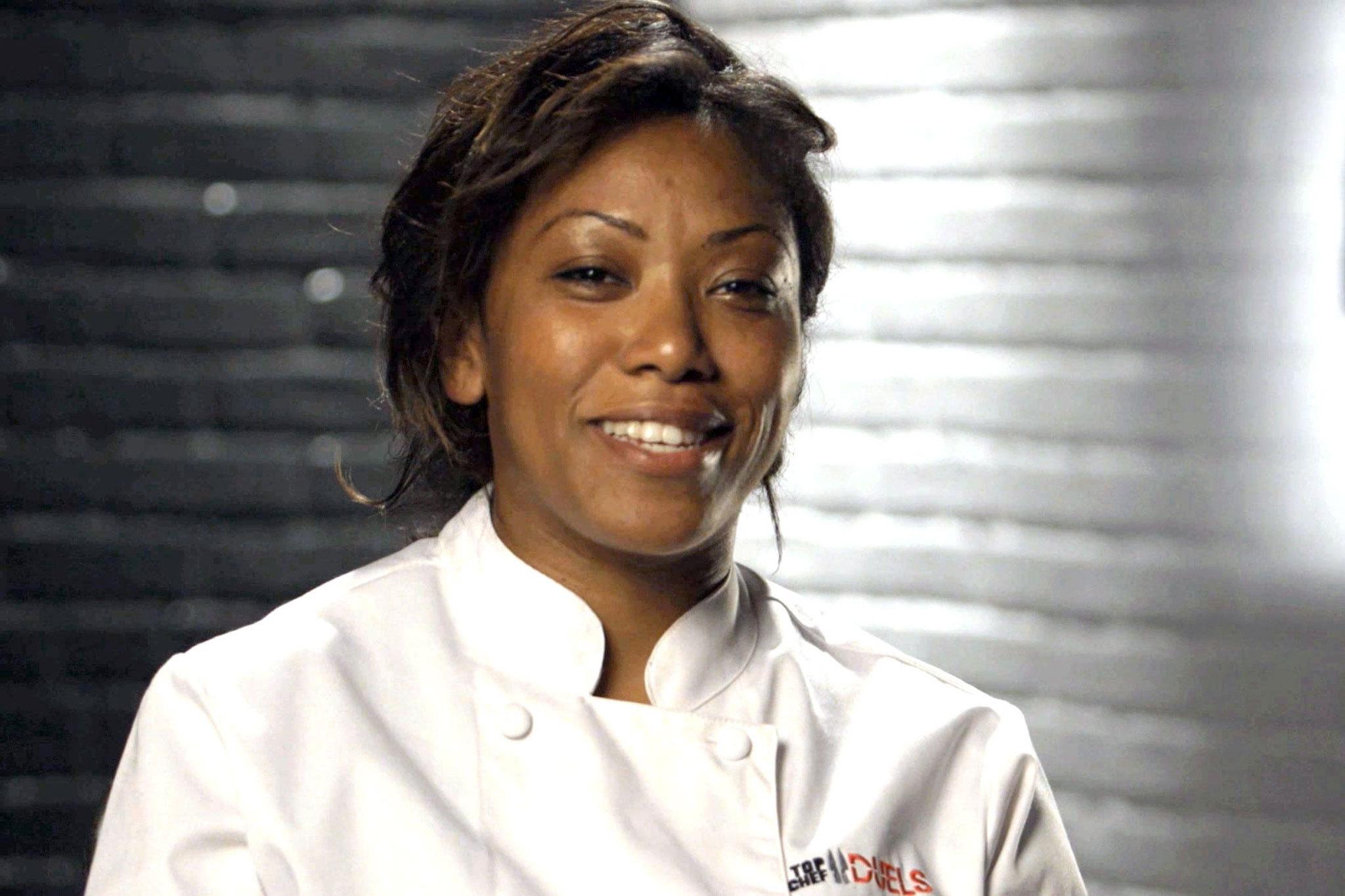 Nyesha Arrington