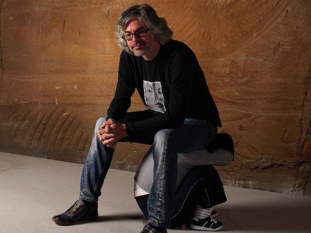 A profile picture of David Walsh, founder of the Museum of Old and New Art in Hobart
