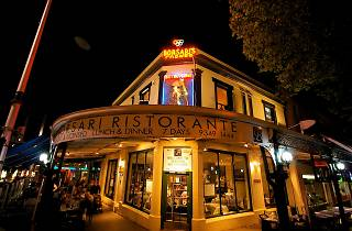 Borsari's Corner, on the corner of Lygon and Grattan Streets, in Carlton