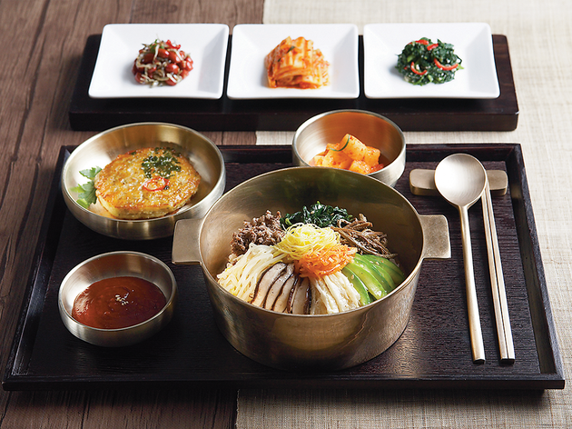 Seoul S Best Traditional Korean Food Time Out Seoul