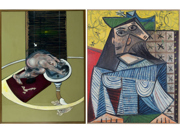 Picasso to Francis Bacon