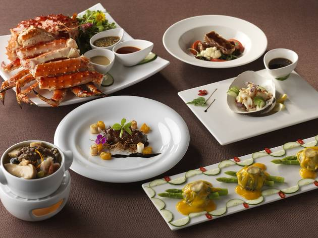 Chwi-hong's Signature Menus at Ritz Carlton Seoul