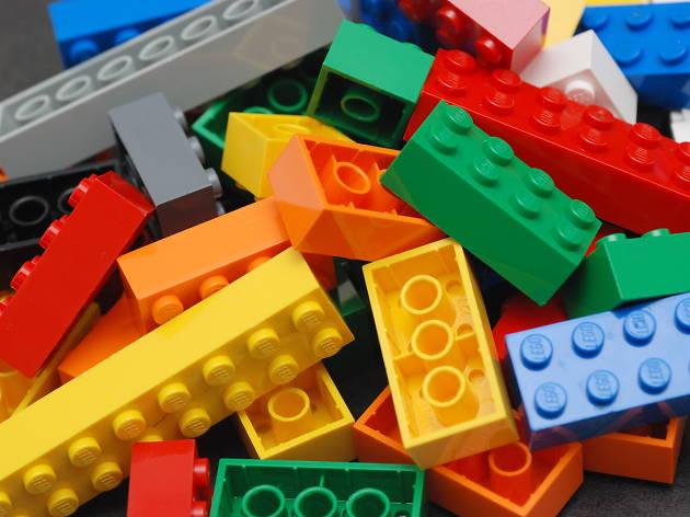 Trobada d'aficionats a les construccions LEGO 2015