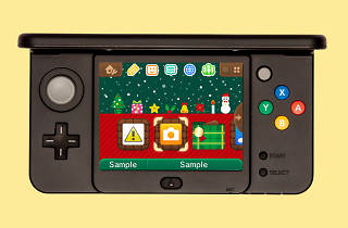 Christmas gift guide: gadget geeks   - Nintendo 3DS