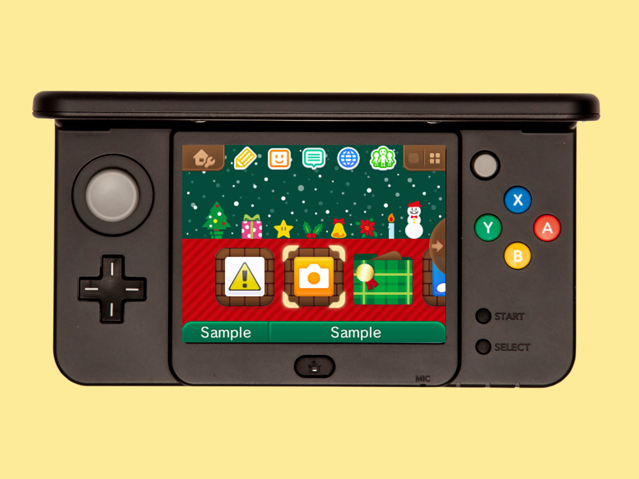 Christmas gift guide: gadget geeks   - Nintendo 3DS