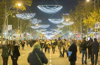 The Shopping Night Barcelona 2015