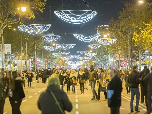 Shopping Night Barcelona 2018