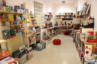 Librairie du canal (© CA / Time Out Paris)