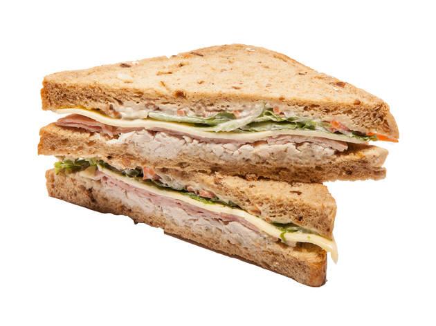 Sainsbury's: Boxing Day sandwich