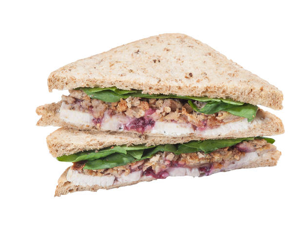 Christmas sandwiches ranked worst to best