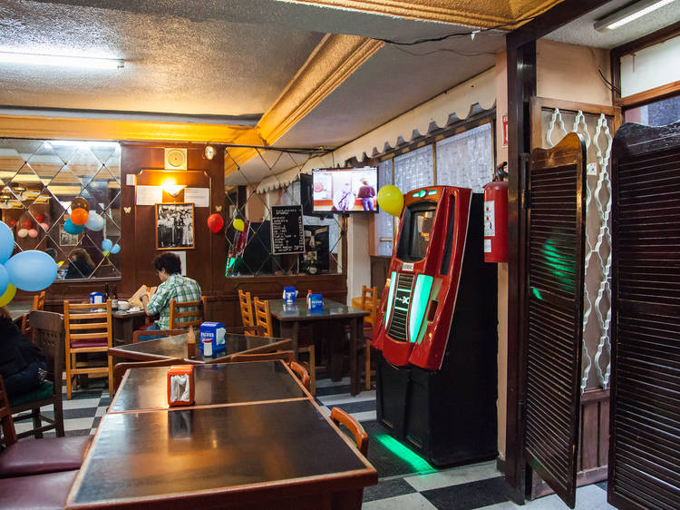 Bar Oxford