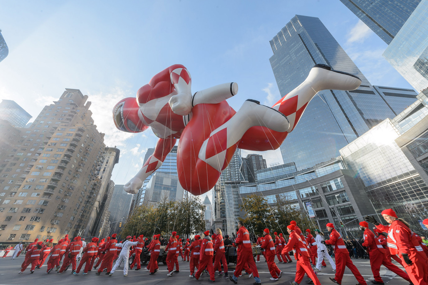 See photos of the 2015 Macy's Thanksgiving Day Parade