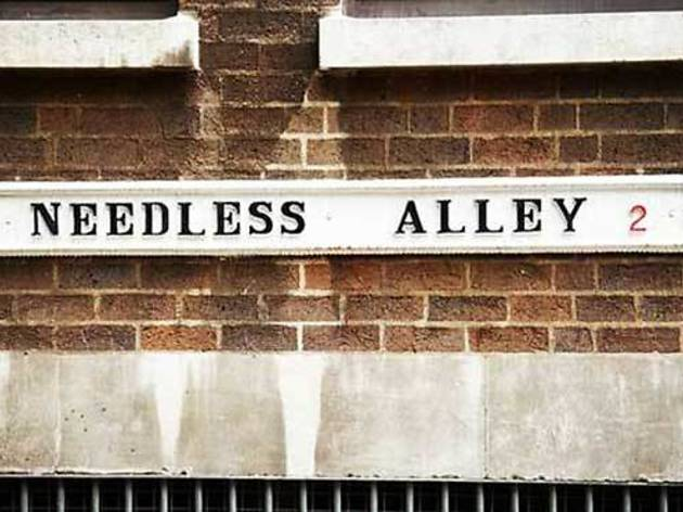 11 of the West Midlands' weirdest street names