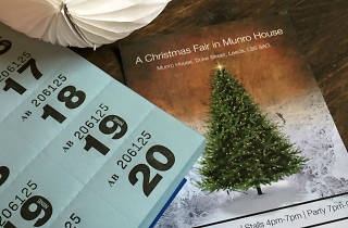 A Christmas Fair in Munro House
